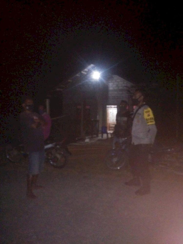 Anggota Polsek Loli Laksanakan KRYD Tertibkan Pengguna Jalan