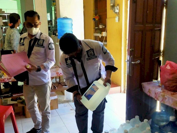 Sat Resnarkoba Polres Sumba Barat Terus Lakukan Pengecekan Persediaan Obat Di Masa Pandemi