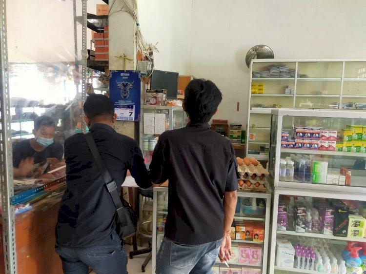 Sat Resnarkoba Polres Sumba Barat Rutin Cek Obat-Obatan Di Apotek Kota Waikabubak